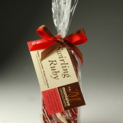 Swirling Ruby - The Moniaive Chocolatiers