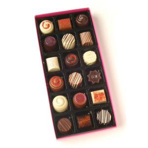 Box of Fresh Filled Chocolates